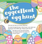The Eggcellent Egg Hunt Booklet