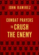 Combat Prayers to Crush the Enemy Imitation Leather