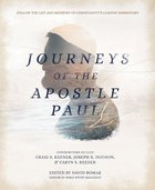 Journeys of the Apostle Paul Hardback