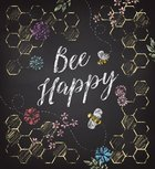 Guided Journal: Bee Happy Flexi Back