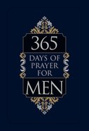 365 Days of Prayer For Men Imitation Leather