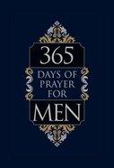 365 Days of Prayer For Men Imitation Leather