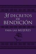 31 Decretos De Bendicion Para Las Mujeres Imitation Leather