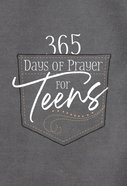 365 Days of Prayer For Teens: Daily Devotional Imitation Leather