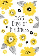 365 Days of Kindness: Daily Devotions Imitation Leather