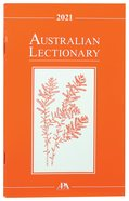 2021 Australian Lectionary An Australian Prayer Book (Year B) Paperback