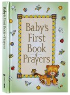 Baby's First Book of Prayers Hardback