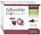 Communion: The Fellowship Cup (Box Of 100) Box