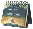 Daybrighteners: Anxious For Nothing (Padded Cover) Spiral