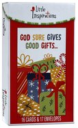 Christmas Boxed Cards: God's Gifts (James 1:17 Niv) Stationery