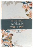 Notebook: New Every Morning, Birds (Set Of 3) Paperback