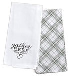 Tea Towel Set: Gather Here (Gather Here Collection) Soft Goods