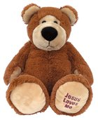 Archie Bear: Jesus Loves Me 35Cm Soft Goods