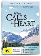 When Calls the Heart Collection #05 (3 DVD Set) DVD