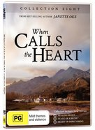When Calls the Heart Collection #08 (3 DVD Set) DVD