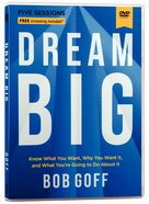 Dream Big DVD (Video Study) DVD