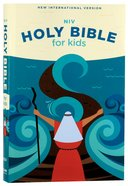 NIV Holy Bible For Kids Economy Comfort Print Edition Paperback