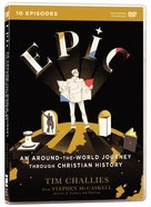 Epic: An Around-The-World Journey Through Christian History DVD