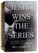 Revelation Chapters 1-22 (The Book of Revelation Explained and Explored) (3-Pack) (Jesus Wins The Series) Pack
