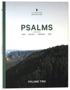 NLT Psalms 73-150 (Alabaster Guided Meditations Series) (Alabaster Guided Meditations Series) Paperback