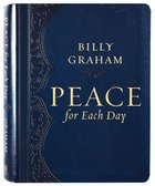 Peace For Each Day: 365 Day Devotional Imitation Leather