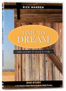 Time to Dream (Small Group Dvd) DVD