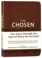 40 Days With Jesus (Book One) (The Chosen Series) Imitation Leather