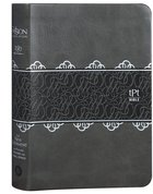 TPT New Testament Compact Charcoal (Black Letter Edition) (With Psalms, Proverbs And The Song Of Songs) Imitation Leather