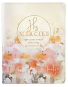2021 18-Month Diary/Planner: His Mercies Are New Every Morning (Zippered) Imitation Leather