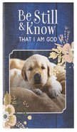 2021 24-Month Daily Diary/Planner: Be Still & Know That I Am God Paperback