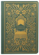ESV Illuminated Scripture Journal Hebrews (Black Letter Edition) Paperback