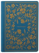 ESV Illuminated Scripture Journal Proverbs (Black Letter Edition) Paperback