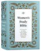 ESV Women's Study Bible (Black Letter Edition) Hardback