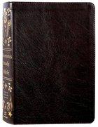 ESV Women's Study Bible Trutone Deep Brown (Black Letter Edition) Imitation Leather