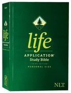 NLT Life Application Study Bible Third Edition Personal Size (Black Letter Edition) Paperback