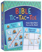 Bible Tic-Tac-Toe: Family Game Night Fun For All Ages! Game