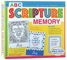 ABC Scripture Memory Boxed Set Game