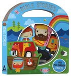 Busy Windows: Bible Stories Board Book