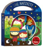 Busy Windows: The Nativity Board Book