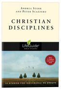 Christian Disciplines (Lifeguide Bible Study Series) Paperback