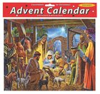 Advent Calendar: Joyous Nativity, Glitter Calendar