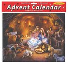 Advent Calendar: No Room At the Inn, Glitter Calendar