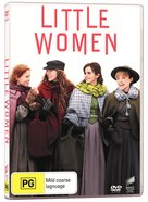Little Women (2020 Movie) DVD