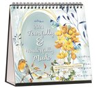 2021 Table Calendar: Fearfully & Wonderfully Made Calendar