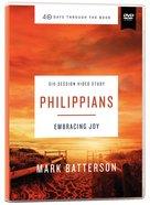 Philippians (Video Study) (40 Days Through The Book Series) DVD
