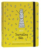 NIV Journalling Bible I Am So Many Things Hardback