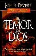 El Temor De Dios (The Fear Of The Lord) Paperback