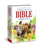 The Children's Bible in 365 Stories (2nd Edition) Hardback