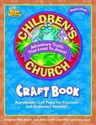 Noah's Park Children's Church Craft Book (Blue Edition) (Noah's Park Series) Paperback