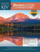 KJV Standard Lesson Commentary 2020-2021 Paperback